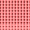 Mini Gingham Red
