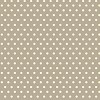 Taupe Dots